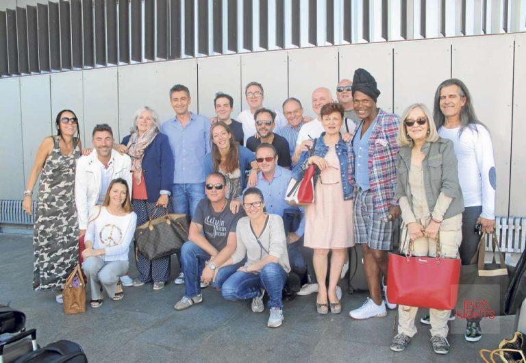 Presentación en Pachá de Madrid de un entrañable homenaje a Ricardo Urgell