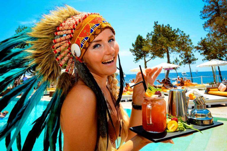 Nikki Beach. Las fiestas más exclusivas de la isla