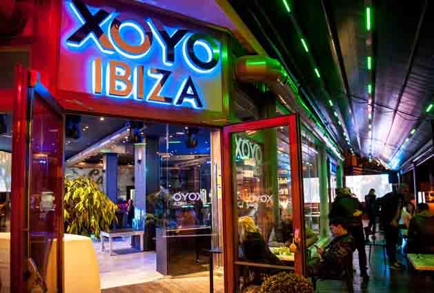 Bar Lounge Xoyo: Un espacio único