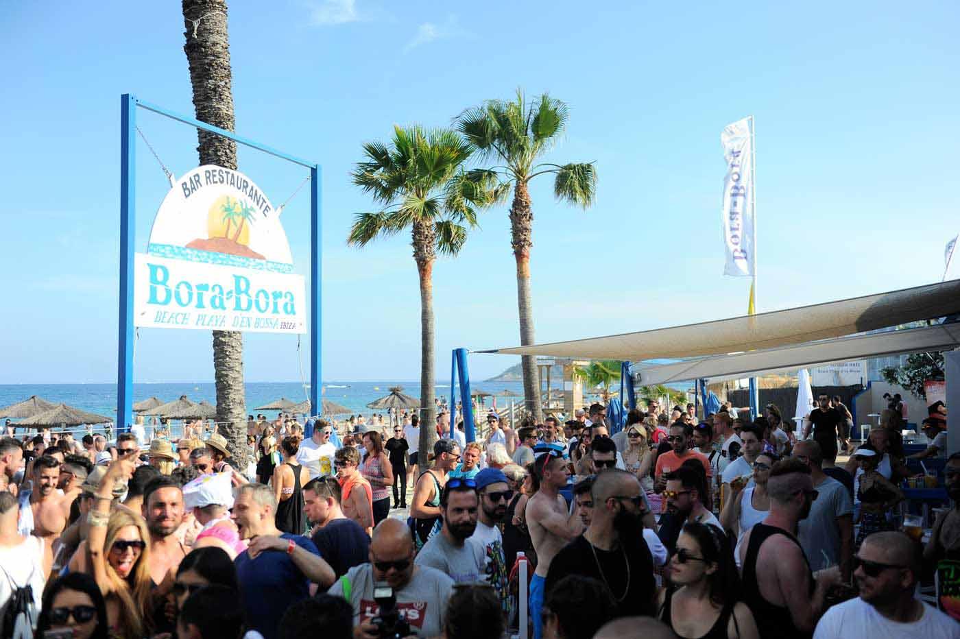 Dos días para celebrar la apertura de Bora Bora