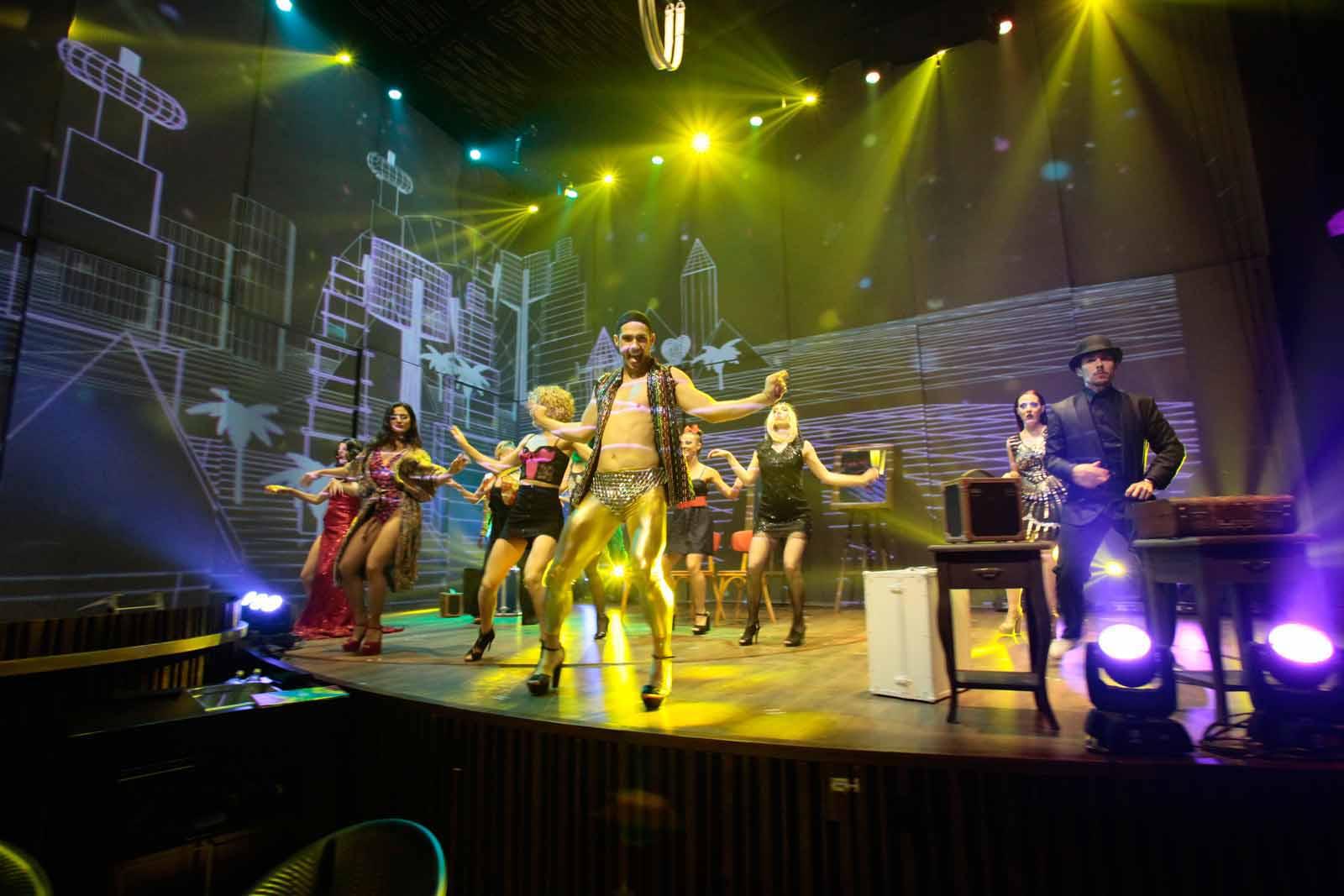 Heart Ibiza: Vibrante fusión de ocio y gastronomía