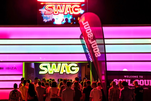 Viernes con The God Level en Swag Ibiza