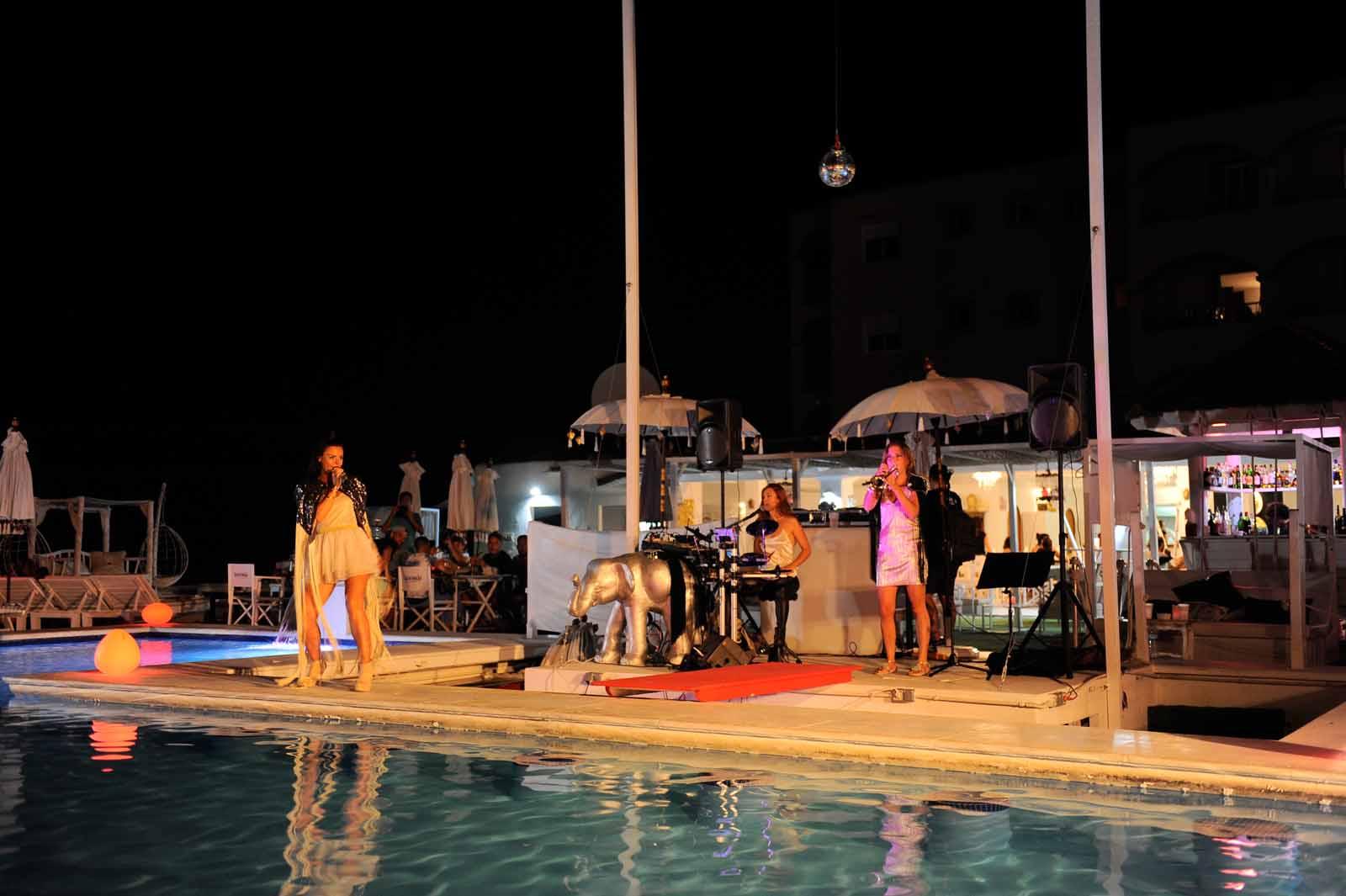 Phats&Small triunfan en Jacaranda Lounge