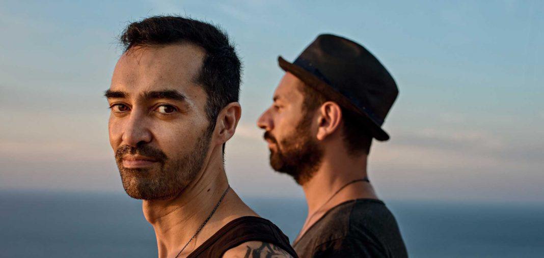 Anthony Middleton y Lucas Saporito forman Audiofly. TASIA MENAKER