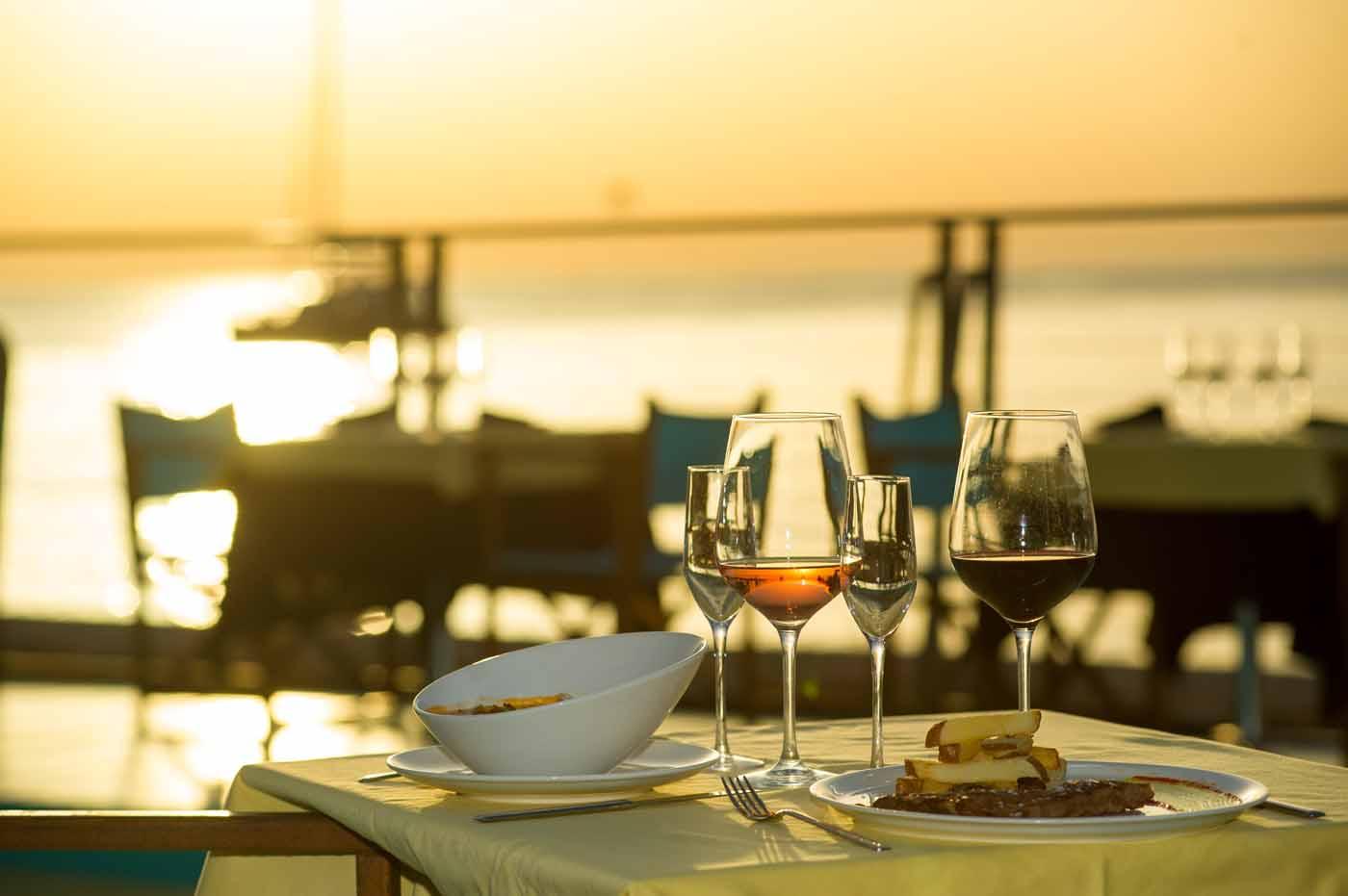 Kanya Beach Club: El mejor atardecer
