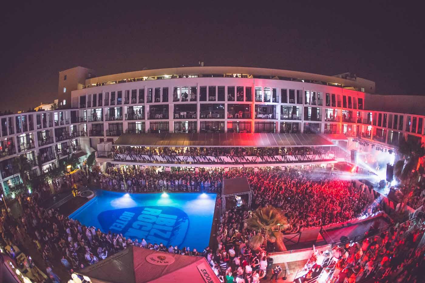 Ibiza Rocks | La casa de la música en vivo en Ibiza