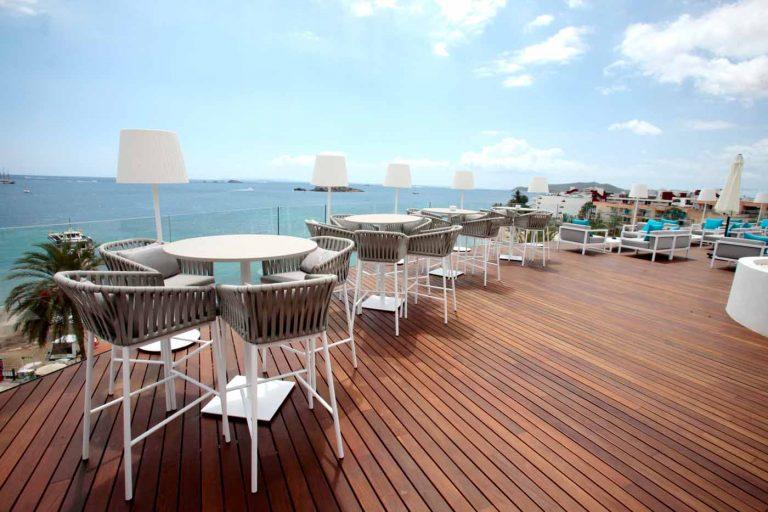 ONE IBIZA SUITES HOTEL | Las mejores vistas al mar en Ibiza