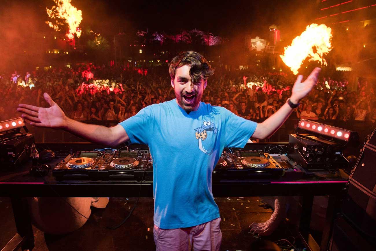 Blue celebra su 'closing party' con Oliver Heldens