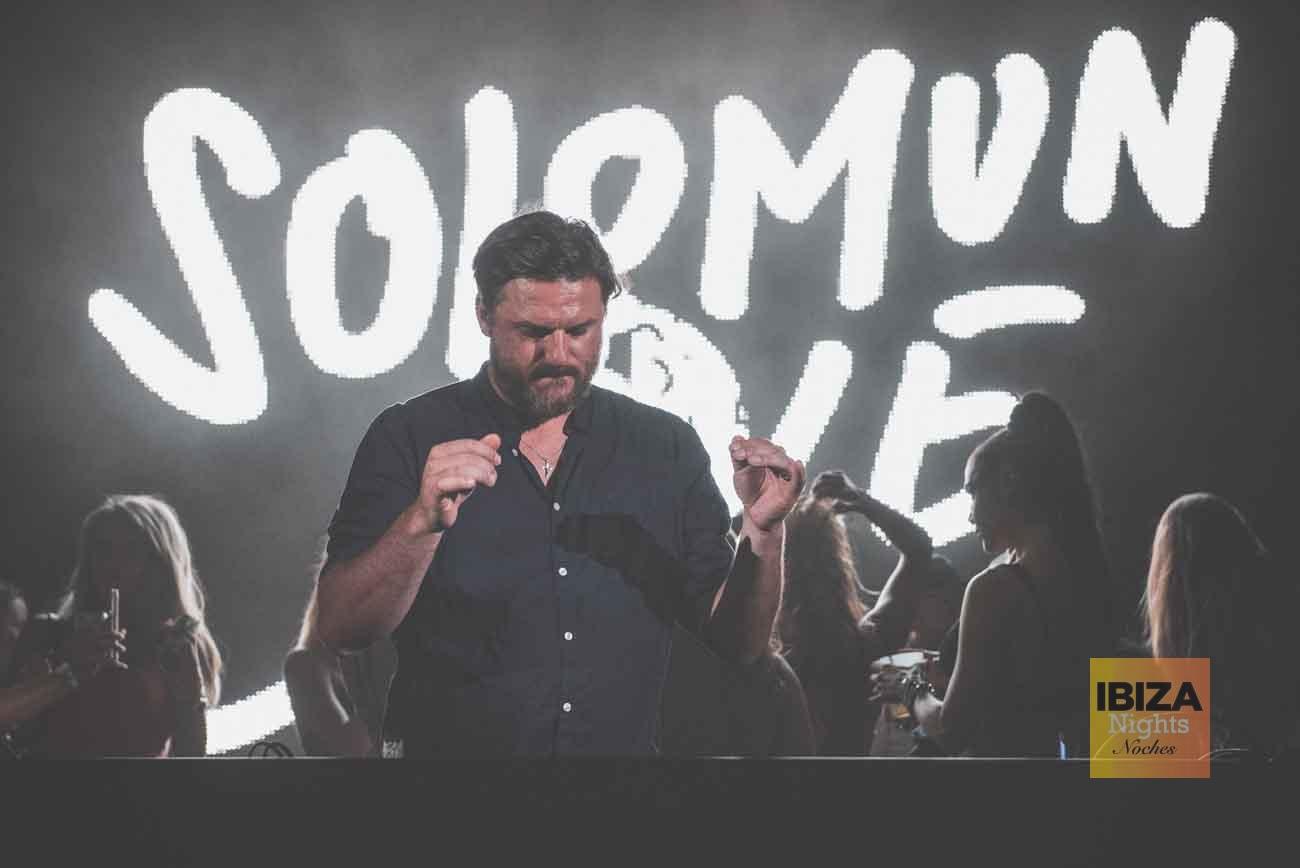 Stephan Bodzin, en formato 'live' junto a Solomun