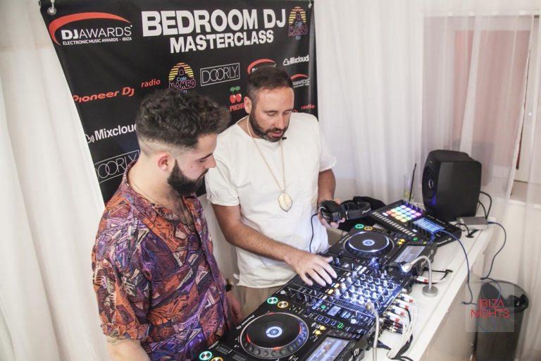 DJ Awards. La clase maestra de Roger Sanchez