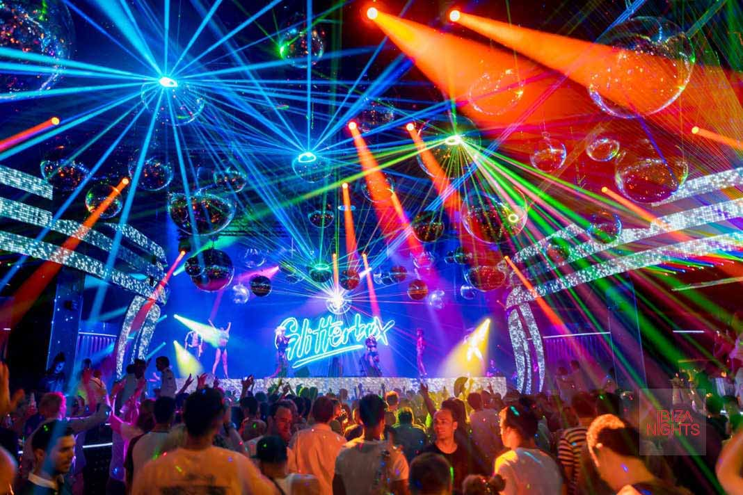 Hï Ibiza, 7 noches, 7 fiestas distintas