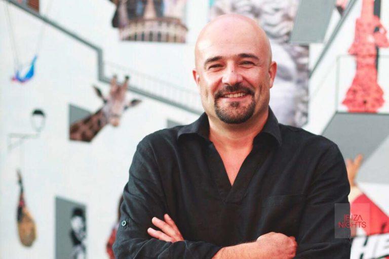 José Corraliza, director general de Heart Ibiza. «Heart es  un laboratorio constante»