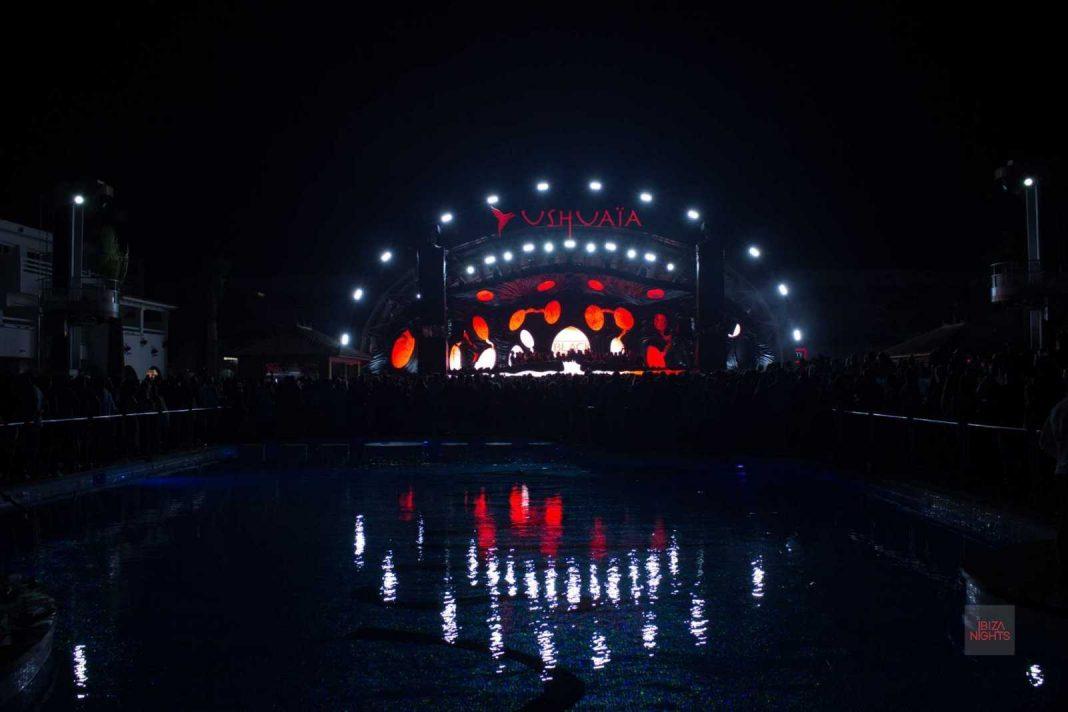 Ushuaïa Ibiza Beach Hotel. Las hormigas siguen dando guerra | Ibiza Nights: the Ibiza party guide