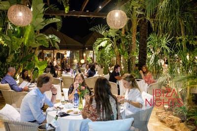 Atzaró Agroturismo Ibiza. Cena de Gala Vicente Ferrer