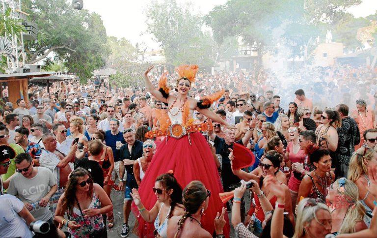Festival Clockwork Orange en Ibiza: un 'revival' de la música de los 90 con sus grandes estrellas