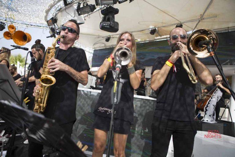 En directo Ibiza House Orchestra