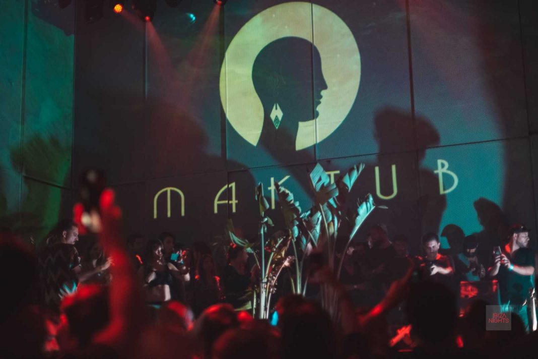 Maktub es un proyecto que auna sonido y artes visuales.