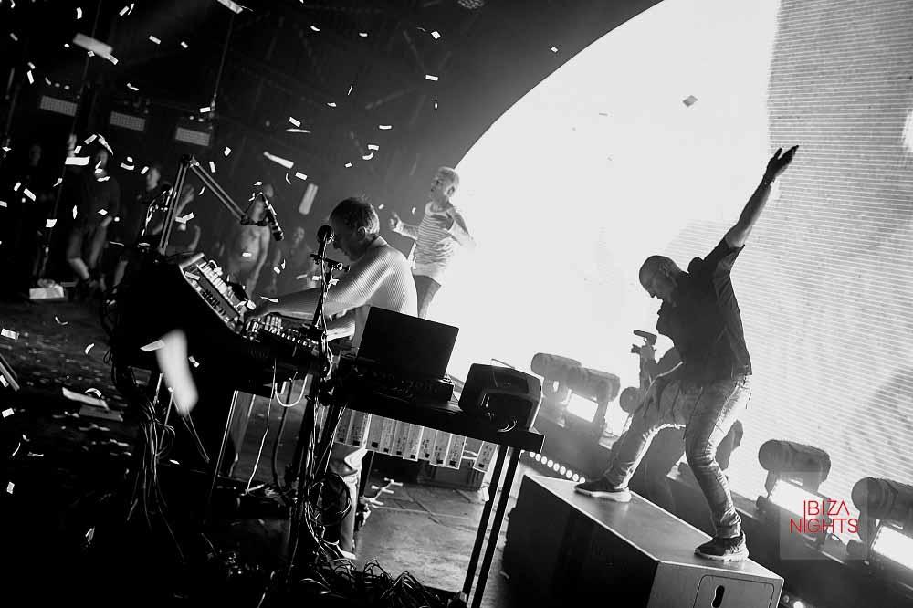 Ni más ni menos que 20 de años de Cocoon | Ibiza Nights: la guía de la fiesta en Ibiza
