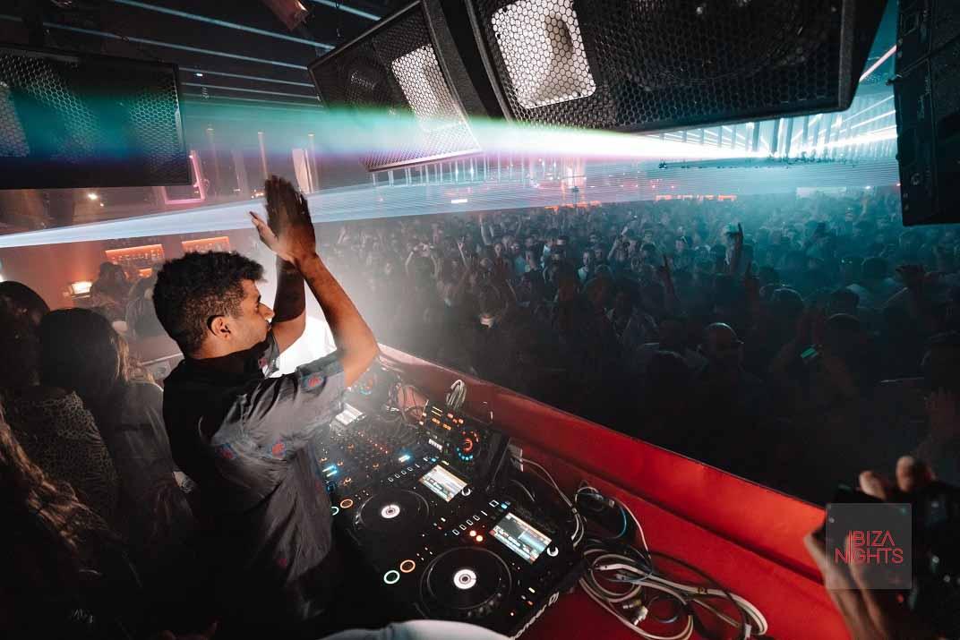 Los miércoles en DC10 Ibiza son idílicos al ritmo de Paradise