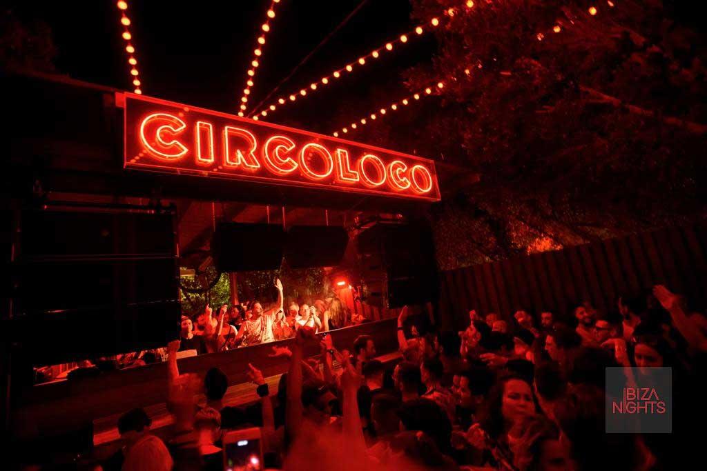 La fiesta CircoLoco en DC10 es el clásico de los lunes en Ibiza