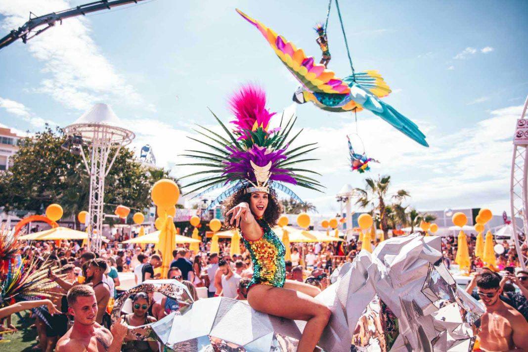 O Beach Ibiza celebra su séptimo aniversario | Ibiza Nights: the Ibiza party guide