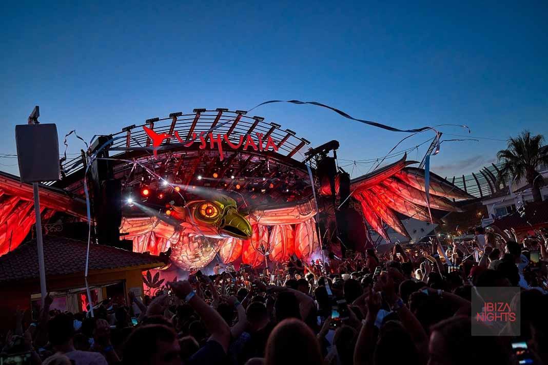 Paris Hilton, la invitada de lujo de Tomorrowland en Ushuaïa Ibiza
