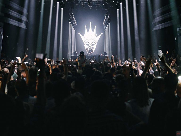 Hï Ibiza se rinde ante el minimal techno de Brejcha