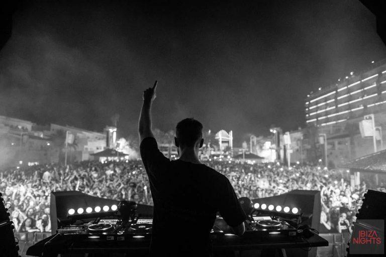 Penúltima sesión de Calvin Harris en Ushuaïa Ibiza