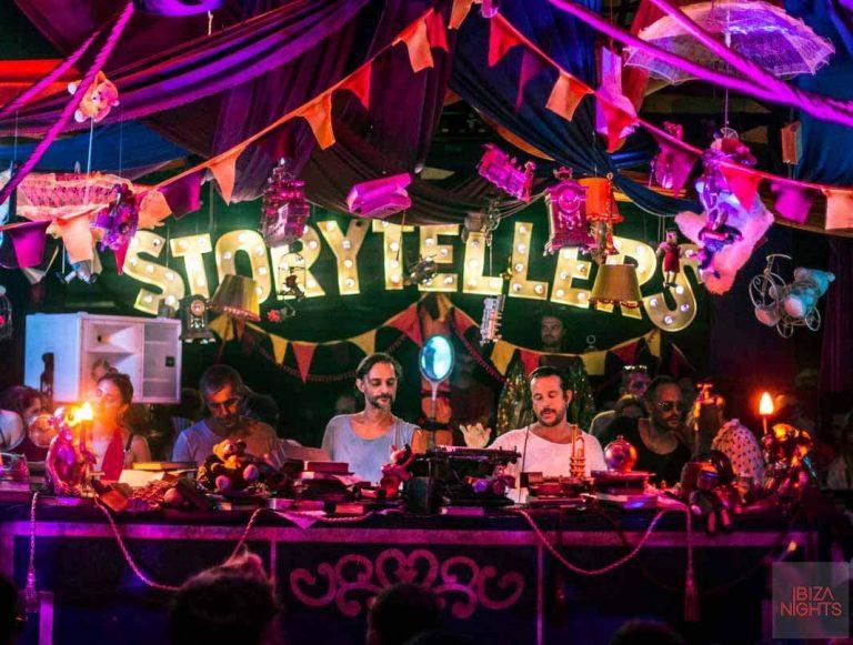 Storytellers trae México a Cova Santa