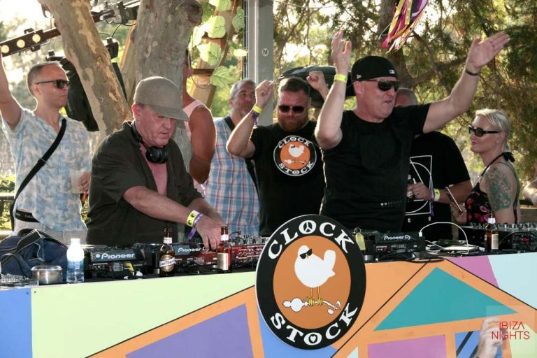 Los 'viejos discjokeys nunca mueren' en Clockwork Orange