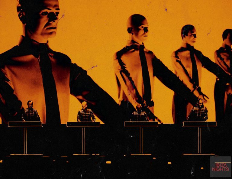 Kraftwerk aterriza en Ushuaïa Ibiza