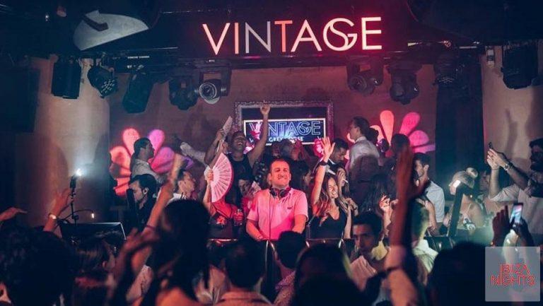 Vintage llena de ritmo Lío Ibiza también en invierno